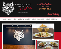 Howling Wolf Express Marblehead
