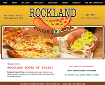 Rockland House of Pizza
