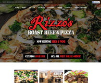 Rizzo's Pizza Lowell
